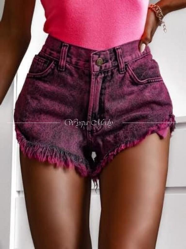 Spodenki jeans sunshine