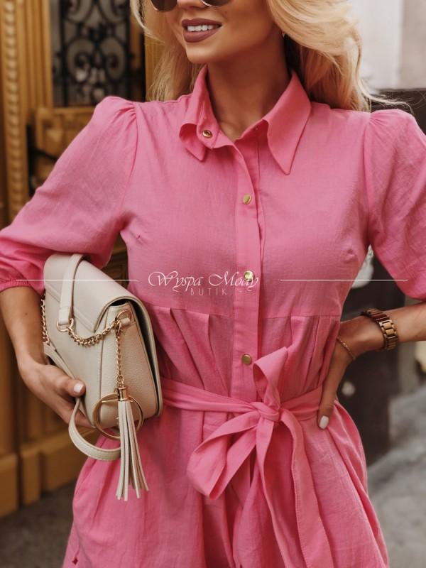 Sukienka Milagros pink