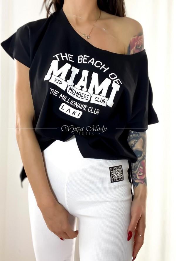 Bluzka Miami black