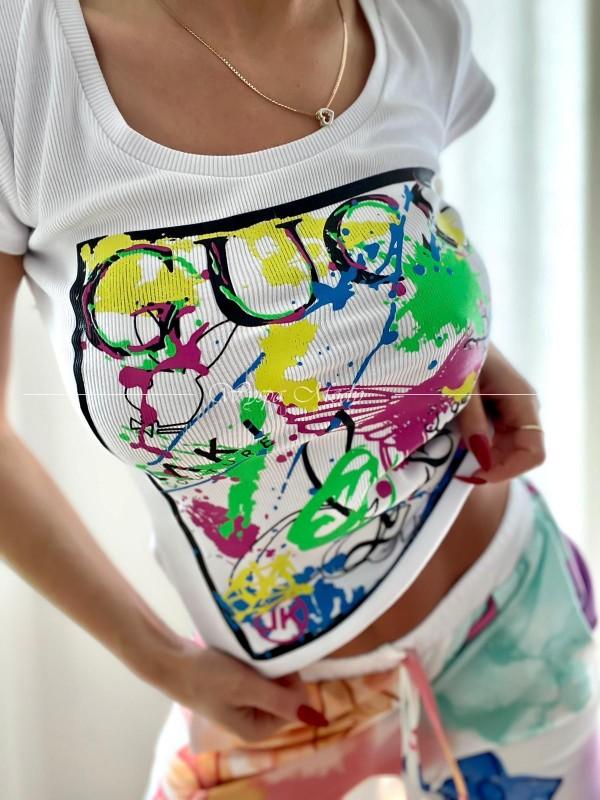 Bluzka Laki multicolor