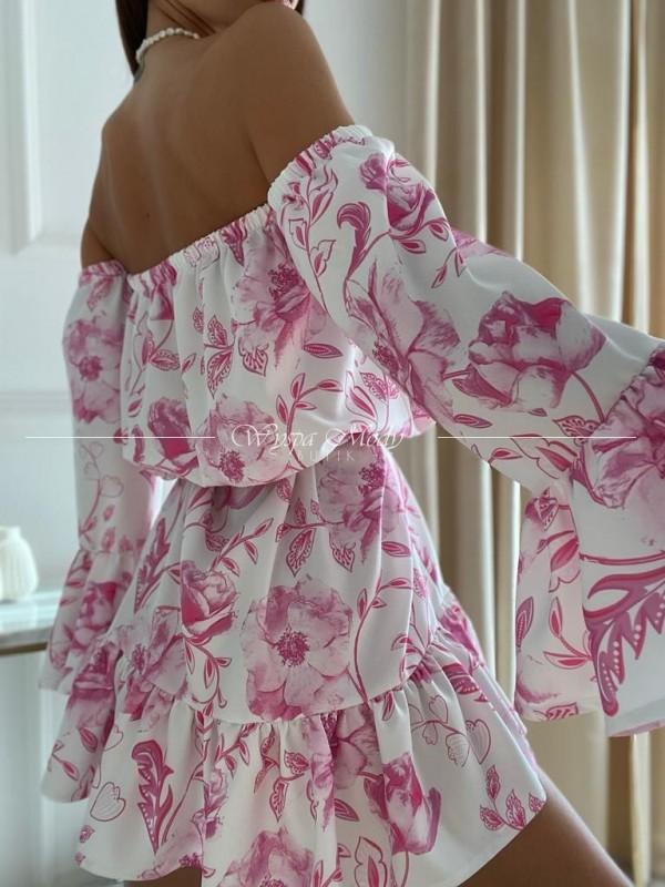 Sukienka Hiszpanka Jelly