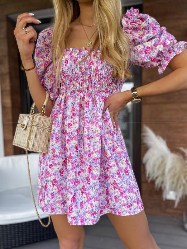 sukienka Duffy