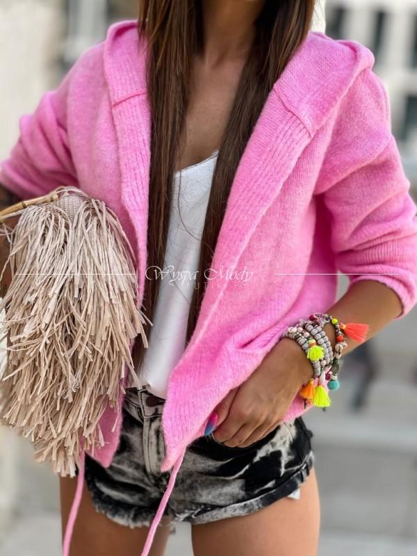 sweterek Donnell Pink