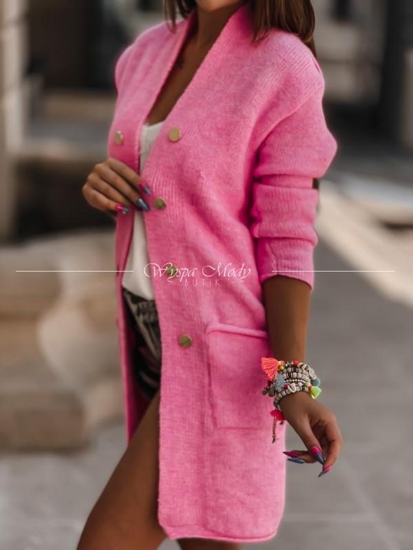 kardigan messo pink