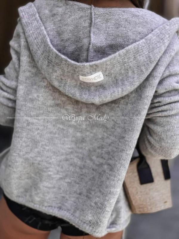 sweterek donnell grey