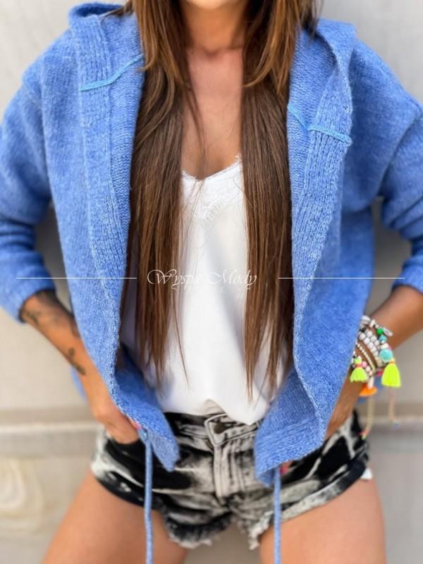 sweterek donnell blue