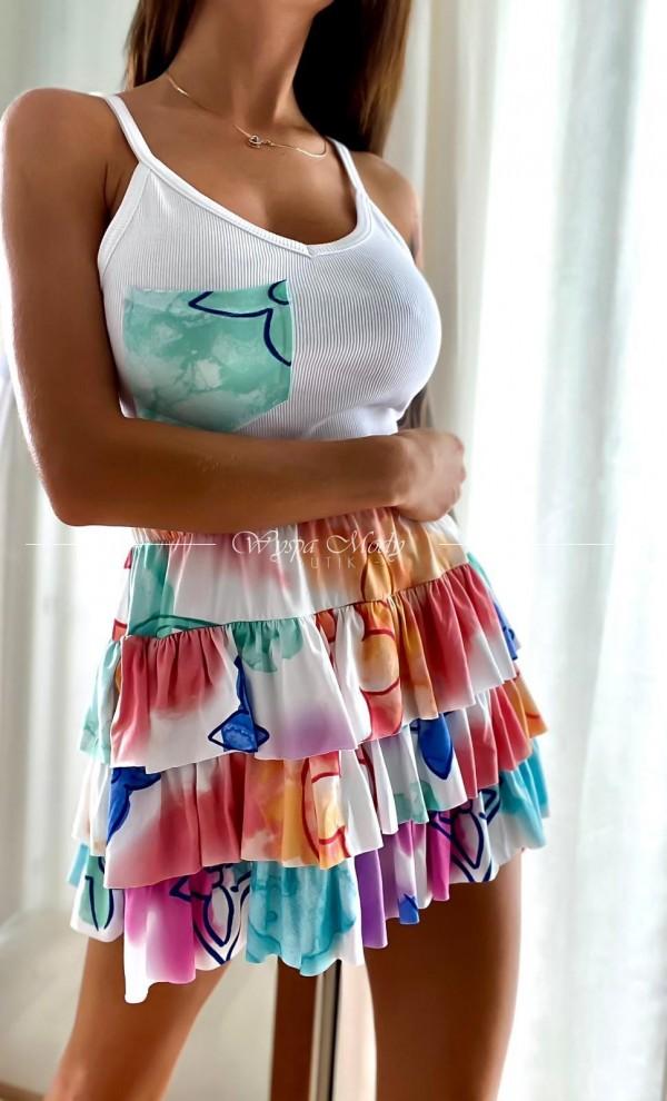 spódniczka Arona Multicolor
