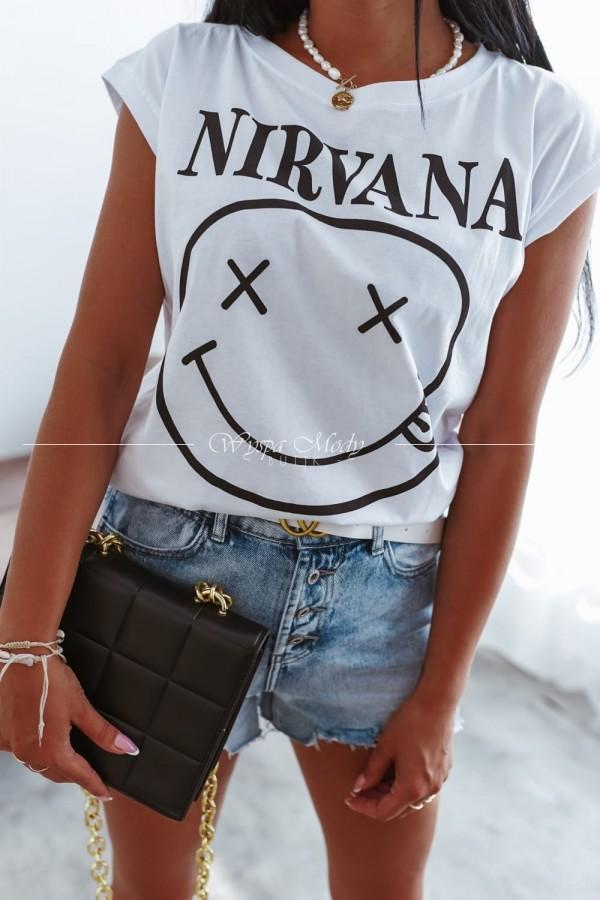 Tshirt white & black