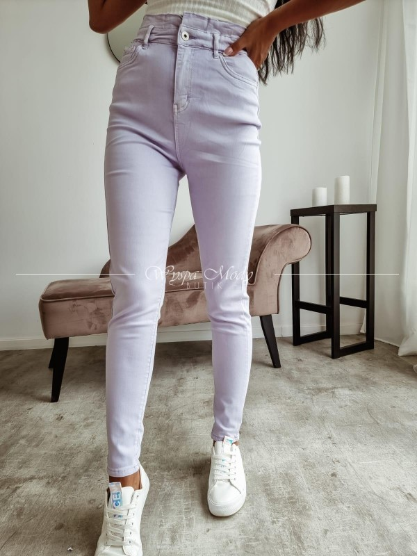 Spodnie Canberra wrzos