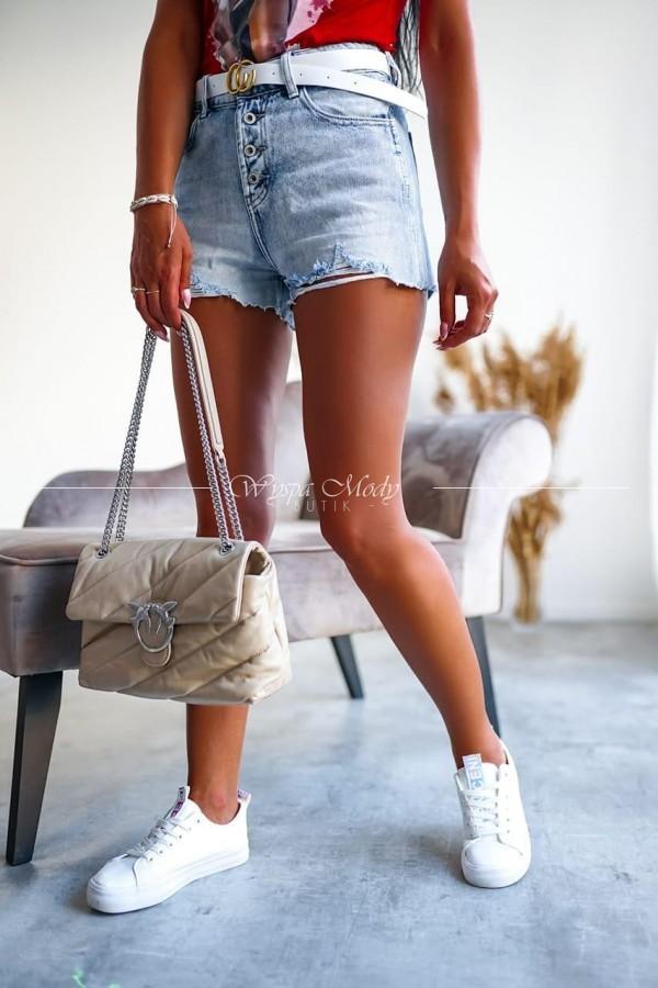 spodenki Malaga jeans