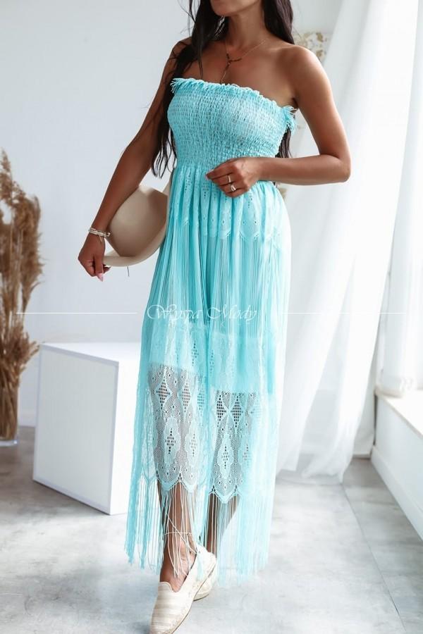 Sukienka Laos