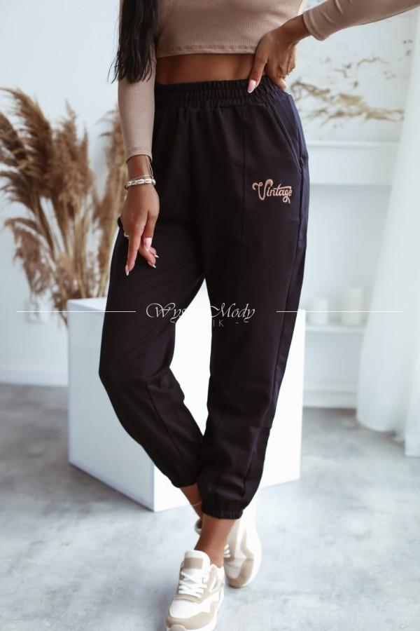 Spodnie dresowe vintage