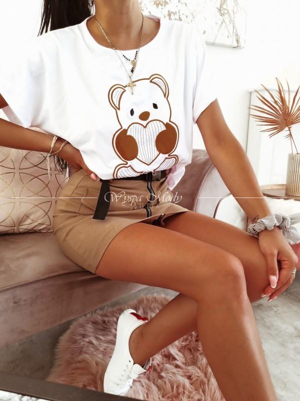 Tshirt Mis white