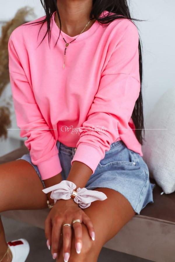 Bluza Sensitive pink
