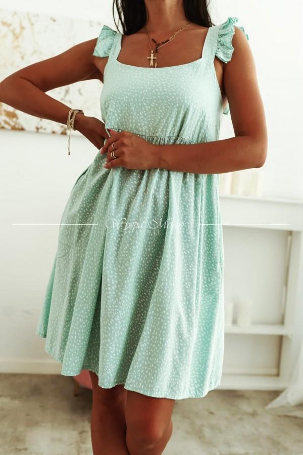 Sukienka Marida mint
