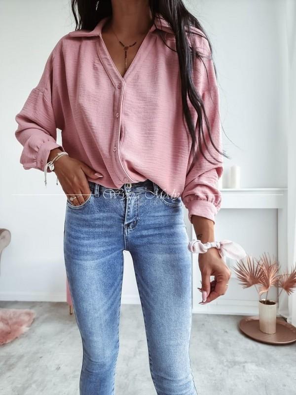 Koszula Orlando pink