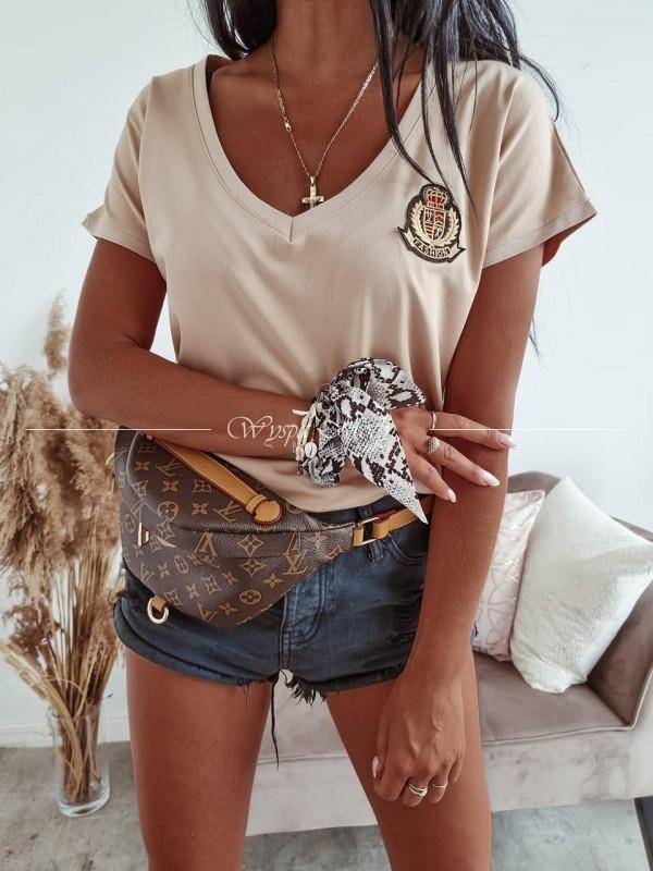 Bluzka fashion beige
