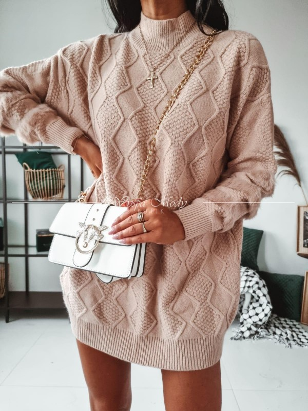 Sweterek Long