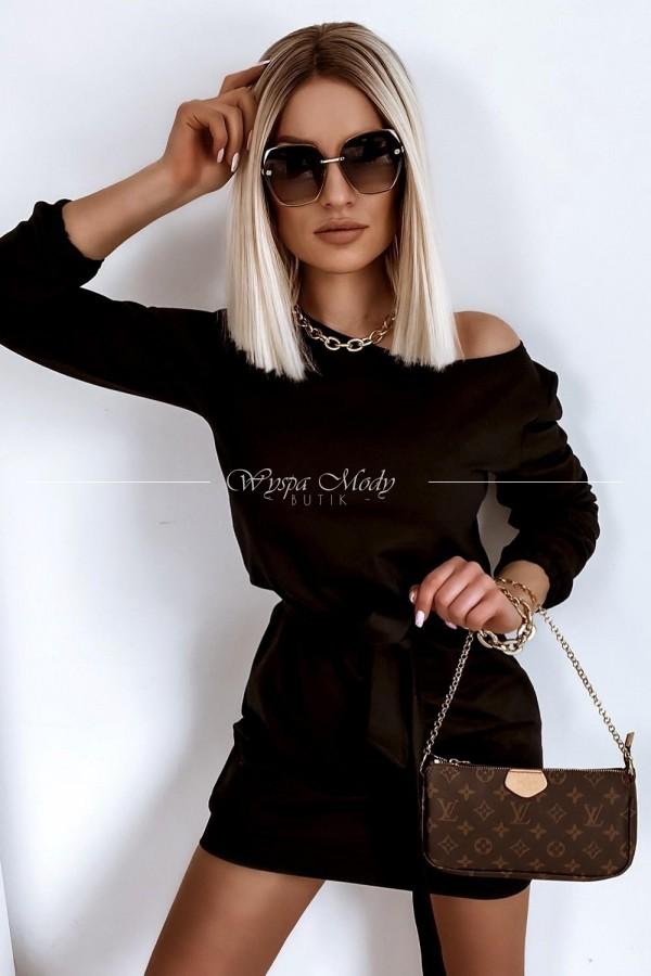 Sukienka Bella black