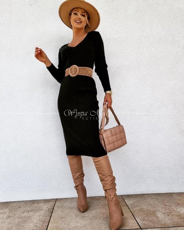 Sukienka Esmeralda black