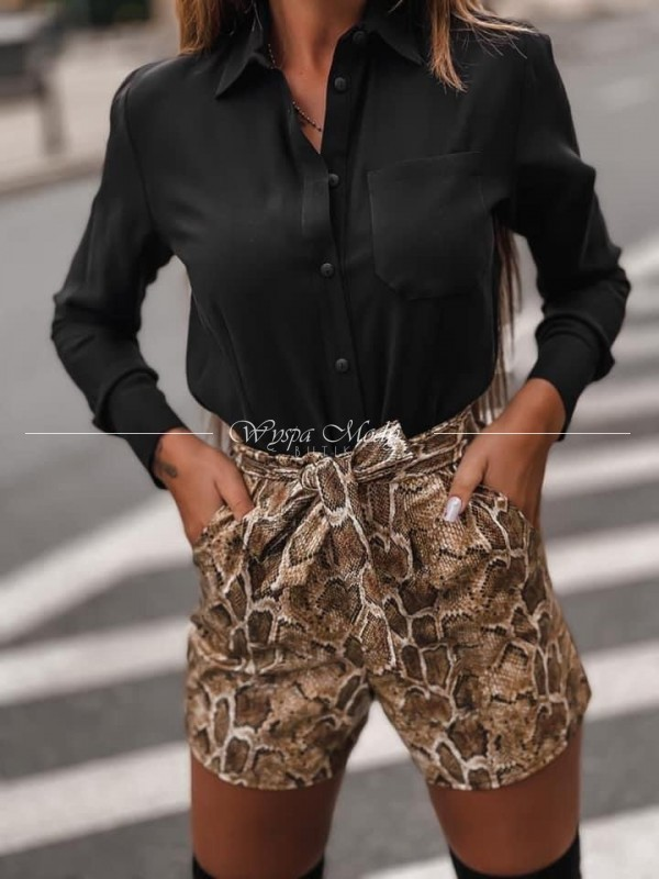 Koszula Basic black