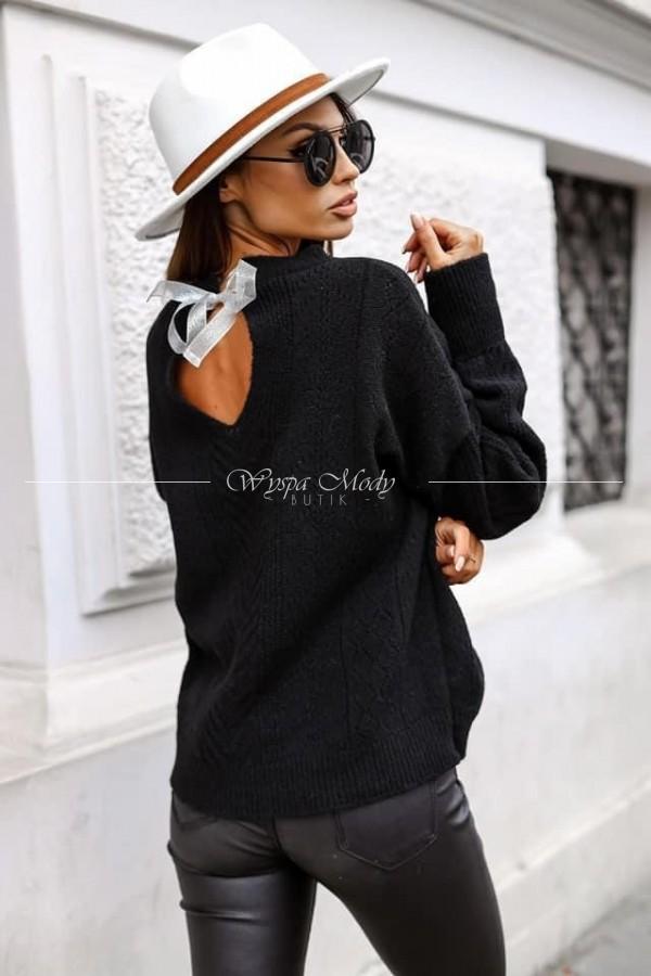 Sweter Aria Back ( czas realizacji do 10 dni roboczych )