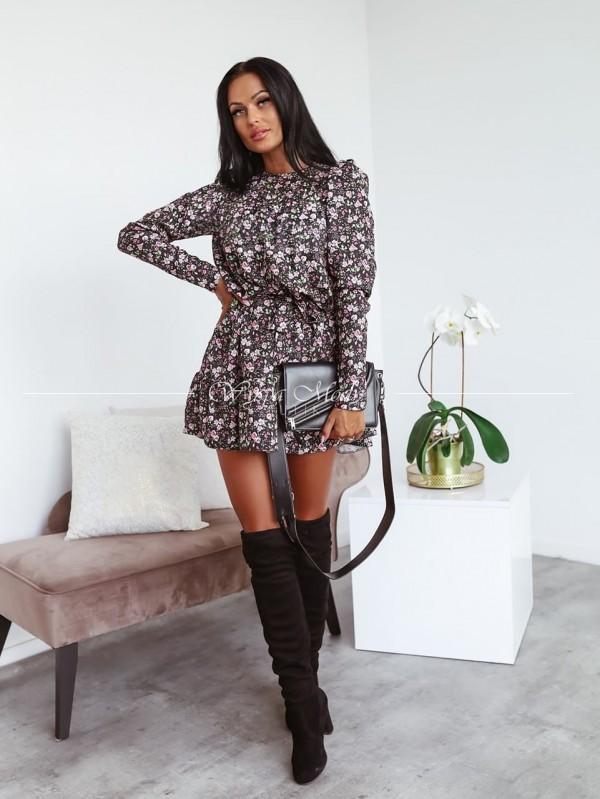 Sukienka colla z regulacja długości