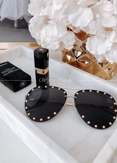Okulary Monako Black