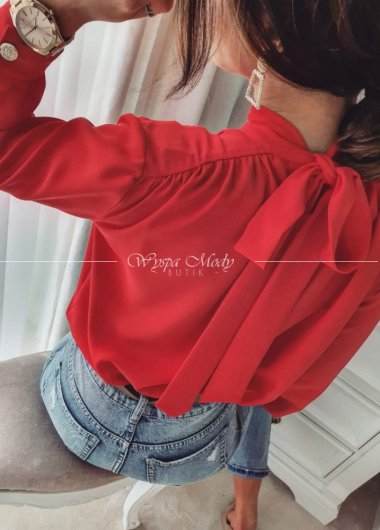 Koszula marabel red