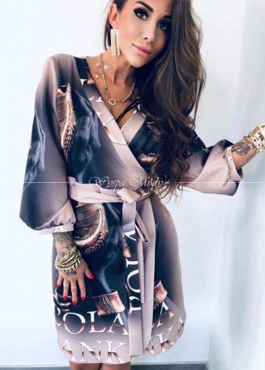 Sukienka Paris Fronce