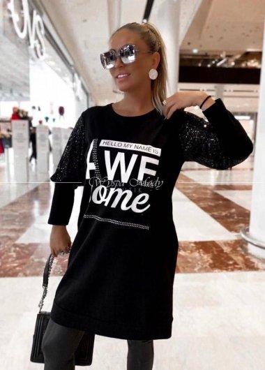 Sukienka awf black