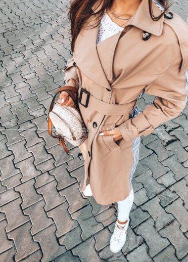 Płaszcz Beige Karinę