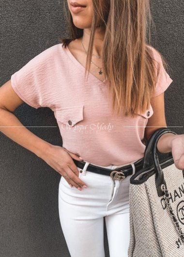 Bluzeczka jolm pink