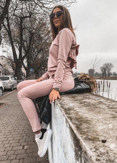 Komplet dresowy Loci Pink