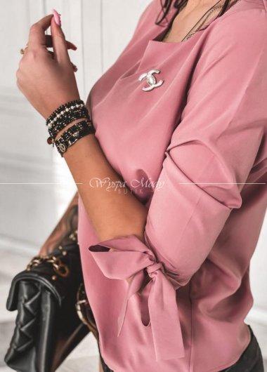 koszula genua pink
