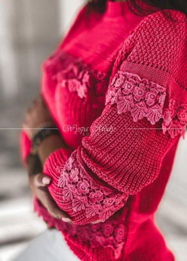 Sweter ankona pink