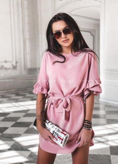 Sukienka Liguria pink