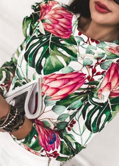 bluza tropical