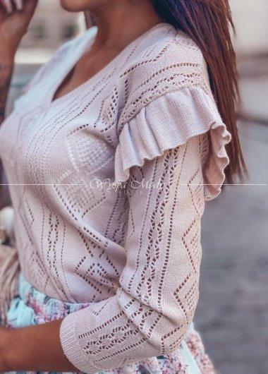 Sweterek By Mia Pink