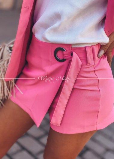 spódniczko spodenki pink