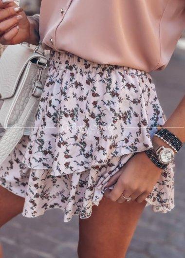 Spódniczka flowers