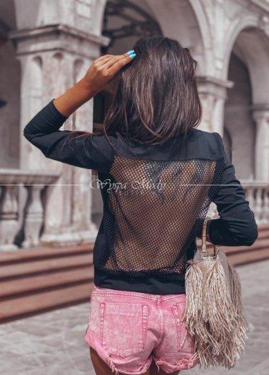 Bluza TOUS siatka black