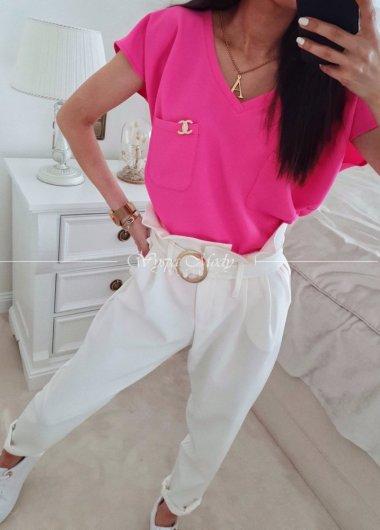 Bluzka Chanel Pink