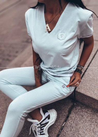 Spodnie dresowe Blue
