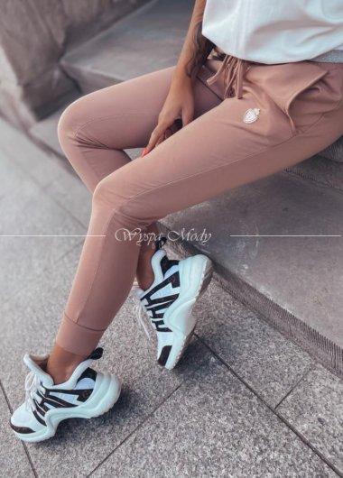Spodnie dresowe Dirty Pink