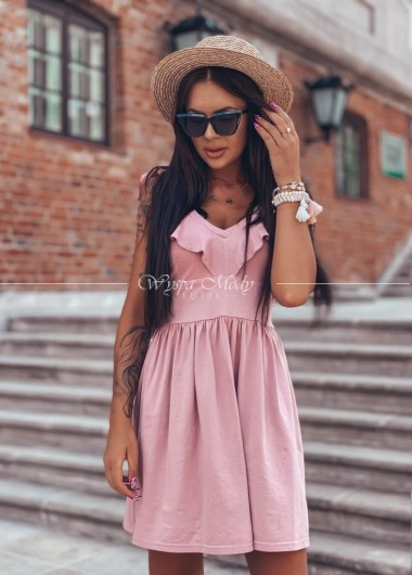 Sukienka Niva pink