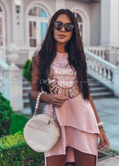 Tuniko/sukienka pink