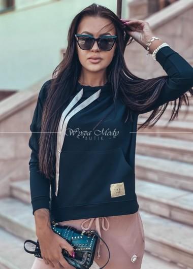 Bluza black minou