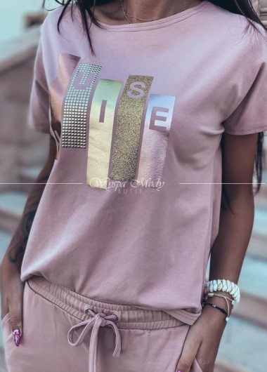tshirt luise pink