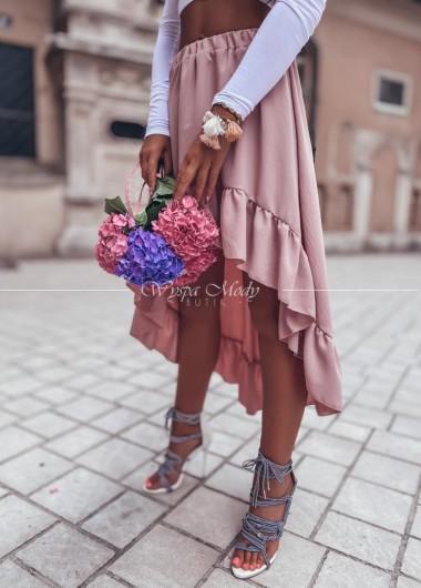 Spódniczka Verona pink